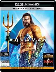 Aquaman (4K UHD & HD)