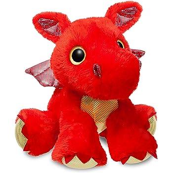 TY Beanie Babies Plush - Y Ddraig Goch Welsh Dragon Buddy 23cm ... f7454f5a6c5c