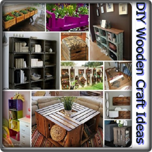 Diy Wooden Craft Ideas Amazoncouk Appstore For Android