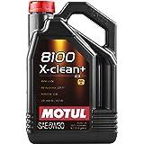 Motul 11113941 8100 X-Clean + 5W30 5L