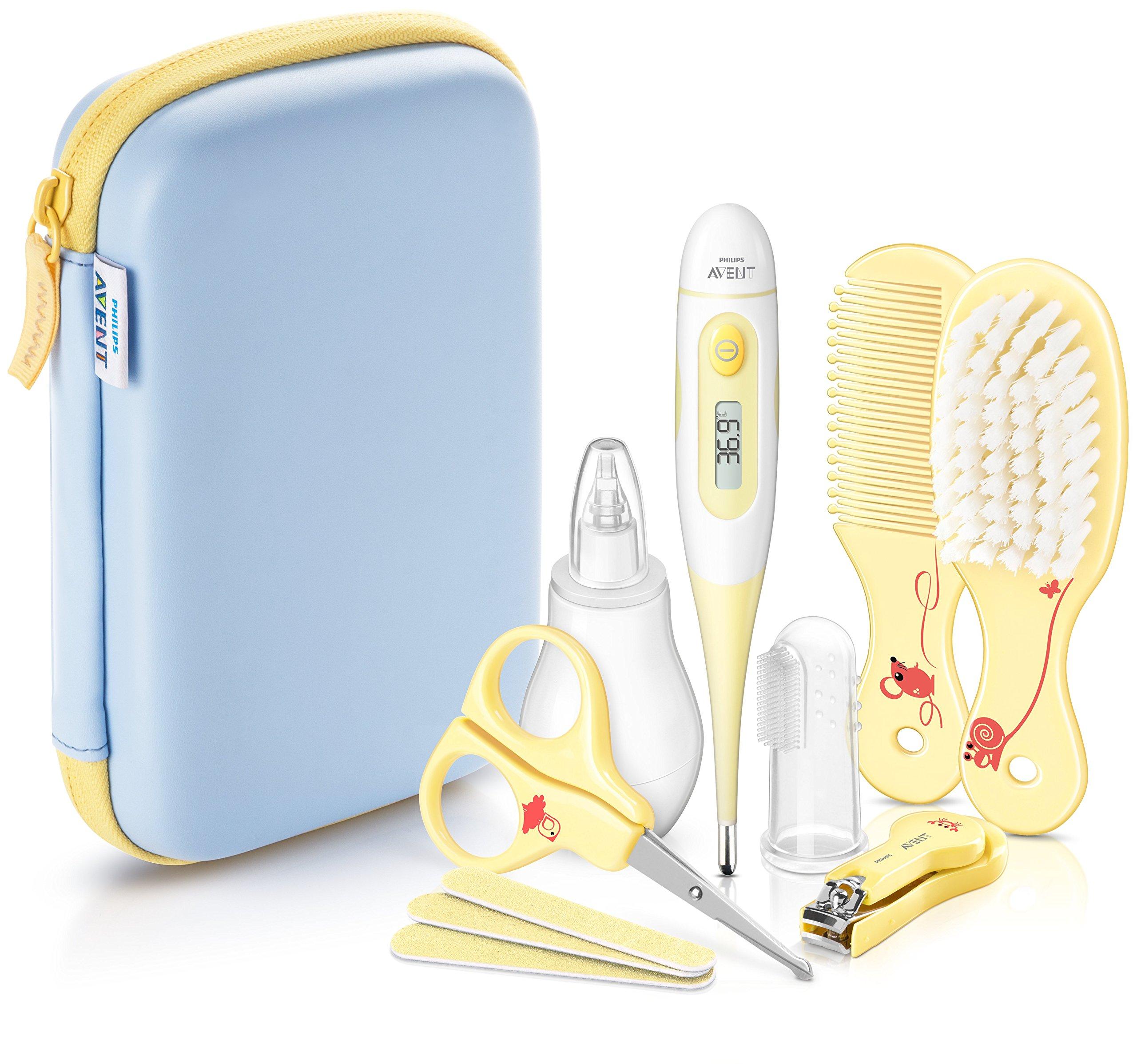 Kit para el cuidado del bebé Philips Avent muestra vertical