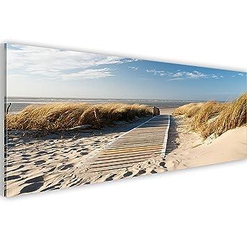 murando - bilder 120x40 cm - leinwandbilder - fertig aufgespannt ... - Glasbilder Xxl Küche