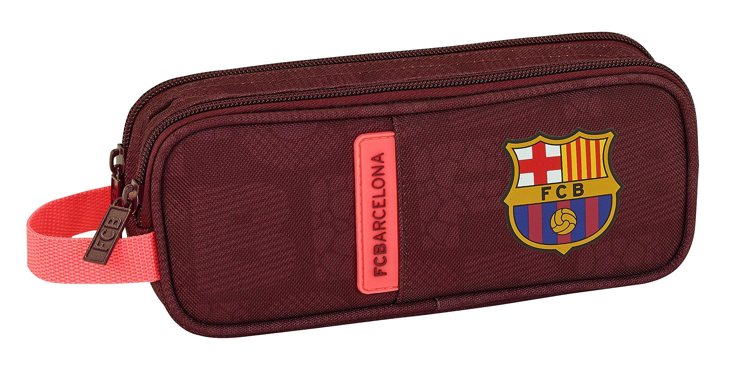 Safta Estuche F.C. Barcelona 3ª Equip 17/18 Oficial Escolar 210x60x80mm