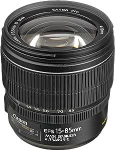 Canon Obiettivo EF-S 15-85 mm, f/3.5-5.6 IS USM