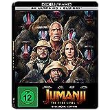Jumanji: The Next Level - Steelbook (inkl. Blu-ray) [4K Blu-ray]