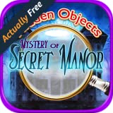 Hidden Objects - Secret Haunted Manor - Difference, Photo Hunter, and Object Finder Haunted Games FREE