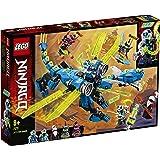 Lego 6288963 Lego Ninjago Lego Ninjago Jay'S Cyberdraak - 71711, Multicolor