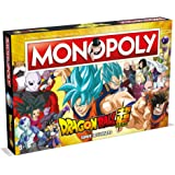 Winning Moves Dragon Ball Super Board Game Monopoly *French Version* games