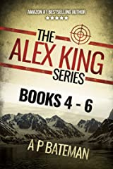 The Alex King Series: Books 4 - 6 Kindle Edition