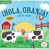 Indestructibles: ¡hola, Granja!/Hello, Farm!: Chew Proof - Rip Proof - Nontoxic - 100% Washable (Book for Babies, Newborn Boo