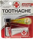 Red Cross Toothache Medication - gegen Zahnschmerzen, schnell wirkend - aus USA