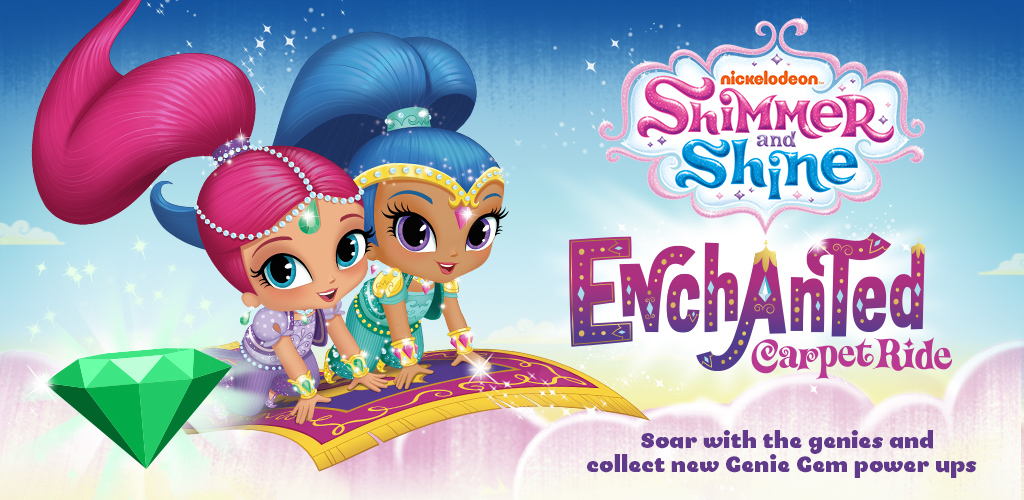 Shimmer and Shine (Fire Edition): Amazon co uk: Appstore for