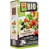 Compo 20299 Berry Organico concime a lenta cessione con Lana, 2 kg