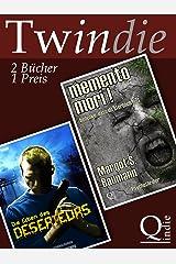Die Erben des Deserteurs / memento mori! (Twindie: Zwei Romane - ein Preis 2) Kindle Ausgabe