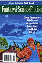 The Magazine of Fantasy & Science Fiction September/October 2012 (The Magazine of Fantasy & Science Fiction Book 123) Kindle Edition