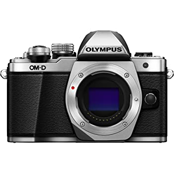 "Olympus E-M10 Mark-II - Cámara EVIL de 16.1 MP (pantalla 3"", estabilizador óptico, vídeo Full HD, WiFi) color plata"