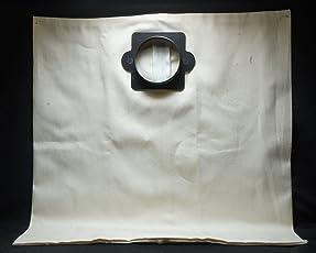 Rodak Filter Dust Bag Reusable With Push Locking - White