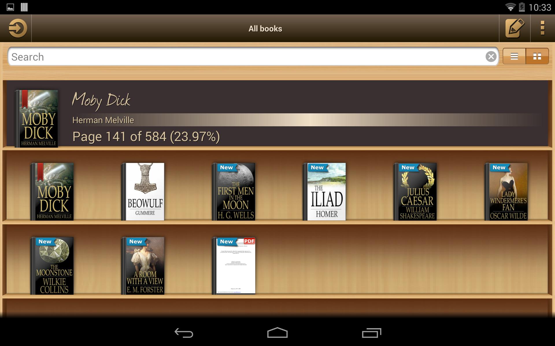 Ebook Reader Amazon De Apps F 252 R Android