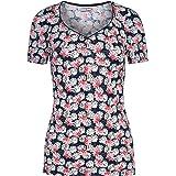 Vive Maria Summer Lily - Maglietta a maniche corte, colore: Blu