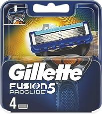 Gillette Fusion 5 ProGlide Rasierklingen für Männer, 4 Stück