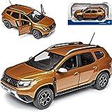 Dacia Duster Metallic Dunkelblau 2018 Modellauto Fertigmodell Norev 1 43 Spielzeug