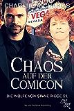 Chaos auf der Comicon (Die Wölfe von Stone Ridge 21)