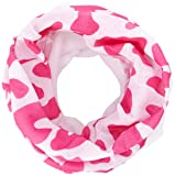 SINNER Damen Bandana Fleece Halstuch rosa, Einheitsgröße (Size Hersteller: Adu