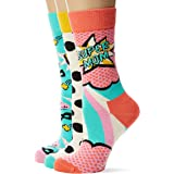 Happy Socks Mother's Day Gift Box Calcetines casual, (Pack de 3) para Mujer
