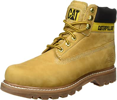 CAT Safety Footwear Powerplant GYW Boot in Honey