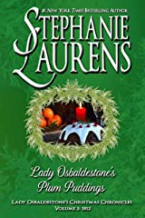 Lady Osbaldestone's Plum Puddings (Lady Osbaldestone's Christmas Chronicles Book 3) Kindle Edition