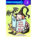 Little Witch Learns to Read (Step into Reading): Step Into Reading 3