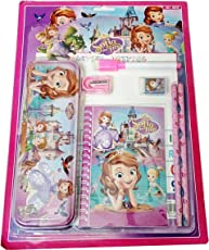 ARTBOX Girl's Full Stationery Gift Set with Writing Board,Large(Multicoloour)