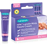 Lansinoh HPA Lanolin Nipple Cream 3 x 7ml