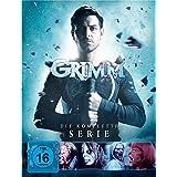 Grimm - Die Komplette Serie - Staffel 1-6