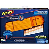 Yosoo 2PZ Reserve Capacity 12/Darts Quick-Reload Clip Charger for NERF N-Strike Elite Series