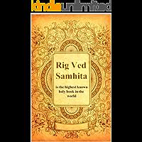 Rigveda: sacred scriptures of Hinduism