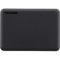 Toshiba Canvio Advance 2TB Portable External HDD, USB3.0 for PC Laptop Windows and Mac. 3 Years Warranty. External Hard…