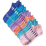 جوارب النسائية بدعم للكعب ذات الأداء والضغط الرائع من هانس، عبوة مكونة من 6 أزواج