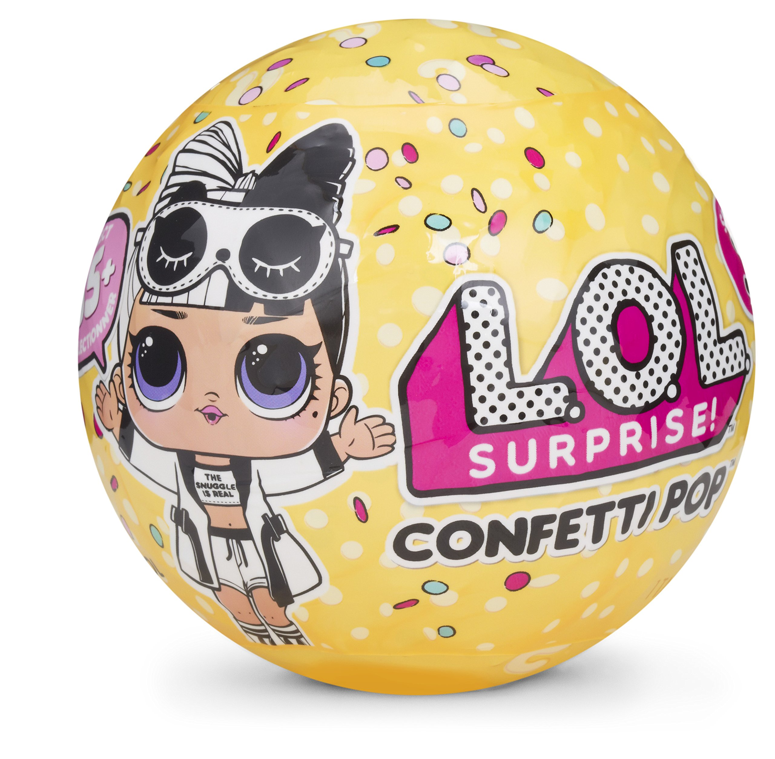 L O L Surprise! Confetti Pop Series 3 - As Seen on TV UK products
