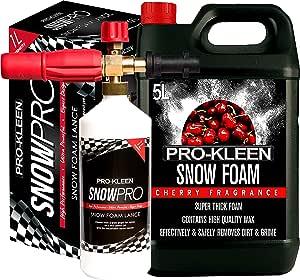 Pro-Kleen Snow Foam Lance / Gun Kit Cherry Snow Foam