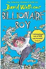 Billionaire Boy Kindle Edition