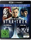 Star Trek - 3er Box 4K, 6 UHD-Blu-ray