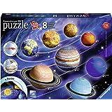 """Ravensburger Erwachsenenpuzzle 11668"""" Planetensystem 3D-Puzzle, bunt"""