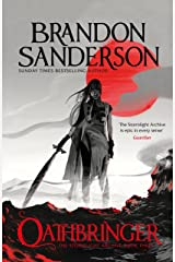 Oathbringer: The Stormlight Archive Book Three Kindle Edition