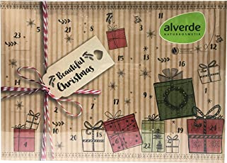 Alverde Naturkosmetik - Adventskalender 2018 - Beautiful Christmas - Natur - Kosmetik - Beauty - Limitiert