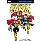 Thor Epic Collection: The Thor War (Thor (1966-1996))