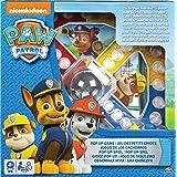 Paw Patrol Popper Game Niños Juego de azar - Juego de tablero (Juego de azar), 4 años, Modelos Surtidos