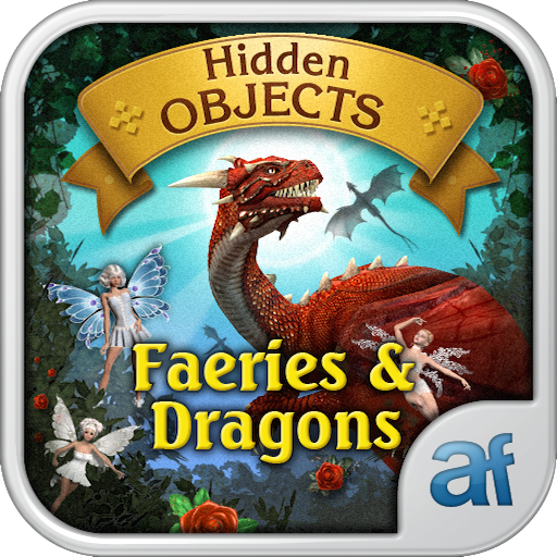 Hidden Objects Faeries & Dragons