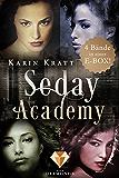Die E-Box der erfolgreichen Fantasy-Reihe »Seday Academy«: Band 1-4 (Seday Academy )