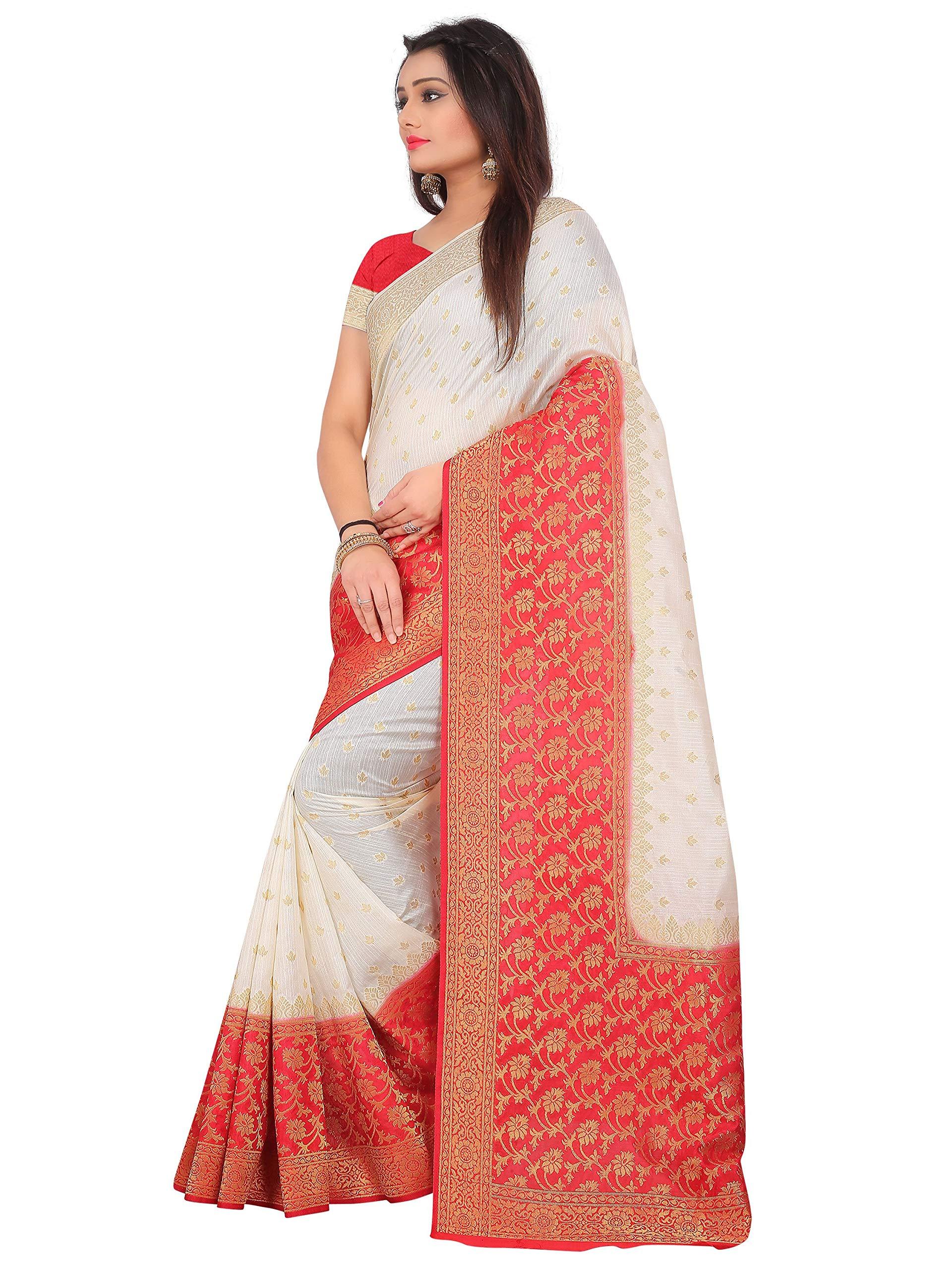 e765d4e12d arars kanjivaram kanchipuram silk pattu saree (263 RA WHITE) - lali ...